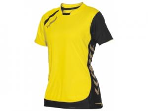 110600-4800 Tech Gold Shirt Ladies geel