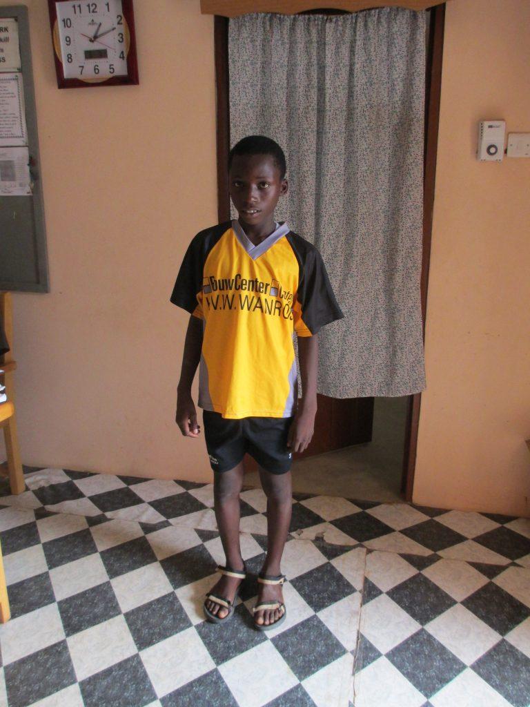 Primary School, tenue