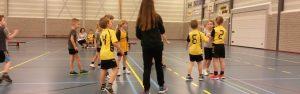 Scholenhandbaltoernooi @ sporthal de hoepel | Wanroij | Noord-Brabant | Nederland