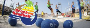 Beachhandbal introductie workshop NHV @ Beachveld naast sporthal de Hoepel