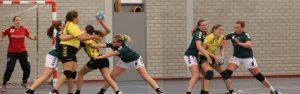 Oefenwedstrijd Swift Helmond DS1 - HVW DS1 @ VEKA sportcentrum | Helmond | Noord-Brabant | Nederland