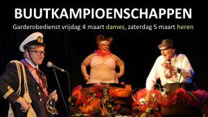 Buutkampioenschappen @ 't Wapen van Wanroij | Wanroij | Noord-Brabant | Nederland