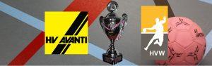 1/8 finale beker: Avanti DS1 - HVW DS1 @ Sporthal Dillenburcht