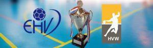 1e ronde bekercompetitie: EHV HS1 - HVW HS1 @ Genderbeemd | Eindhoven | Noord-Brabant | Nederland
