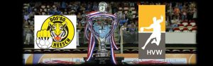 Bekerwedstrijd DOS'80 DS1 - HVW DS1 @ Sporthal 't Vijfeiken | Heesch | Noord-Brabant | Nederland