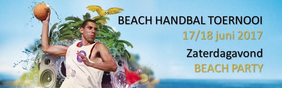 Programma beachtoernooi 17 en 18 juni