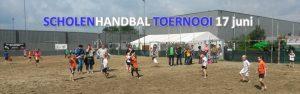 Scholen beachhandbaltoernooi @ Beachveld naast sporthal de Hoepel | Wanroij | Noord-Brabant | Nederland