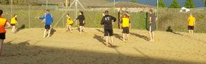 Mixtoernooi 16+ @ Beachveld naast sporthal de Hoepel