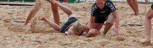 Mixtoernooi 28 mei en 4 juni @ Beachveld naast sporthal de Hoepel