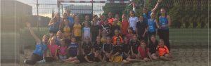 Jeugd beachhandbal clinic @ Beachveld naast sporthal de Hoepel