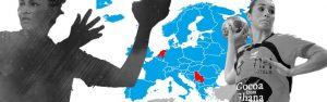 WK handbal: Nederland - Servië @ Arena Leipzig | Leipzig | Saksen | Duitsland