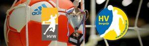 Bekerwedstrijd HVW HS1 - Bergeijk HS1 @ Sporthal de Hoepel | Wanroij | Noord-Brabant | Nederland