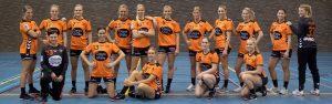 WK handbal dames: Angola - Nederland