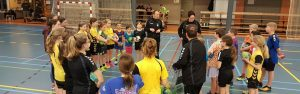 Handbal clinic voor de jeugd @ Sporthal de Hoepel