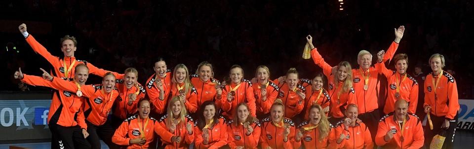 Recordaantal toeschouwers bij EK-kwalificatieduel Oranjedames