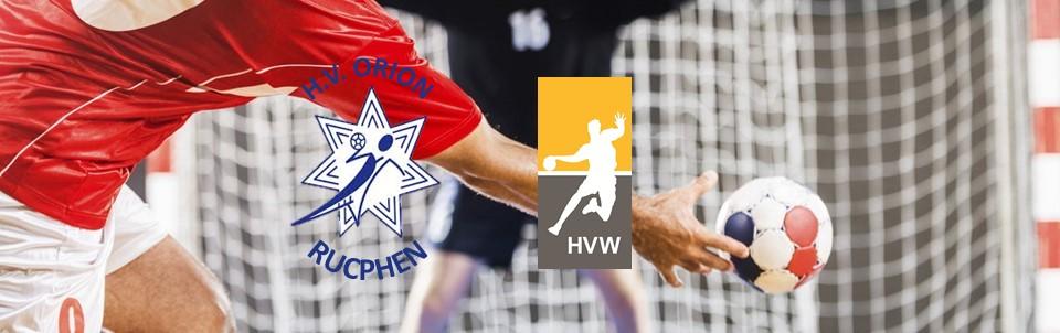 Wedstrijdverslag Orion/United HS2 – HVW HS1