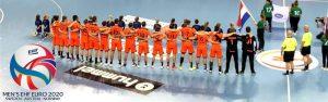 EK handbal heren @ Oostenrijk, Noorwegen en Zweden