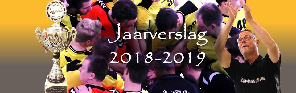 Jaarverslag seizoen 2018-2019