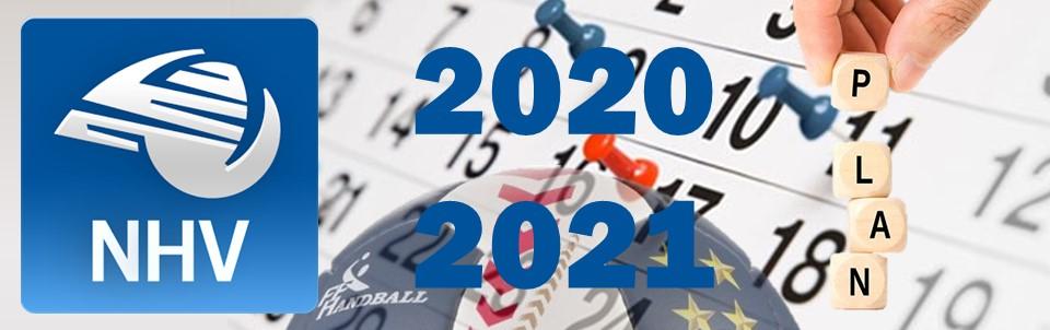 Zaalcompetitie 2020-2021