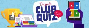 Online Clubquiz voor alle leden @ Online