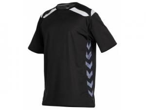 160103-8200 Stockholm T-Shirt zwart