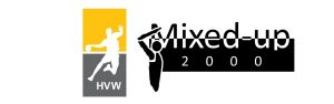 Bekerwedstrijd HVW DS1 - Mixed-up DS1 @ Sporthal de Hoepel | Wanroij | Noord-Brabant | Nederland