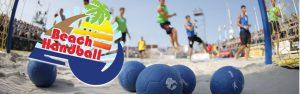 Beachhandbal introductie workshop NHV @ Beachveld naast sporthal de Hoepel