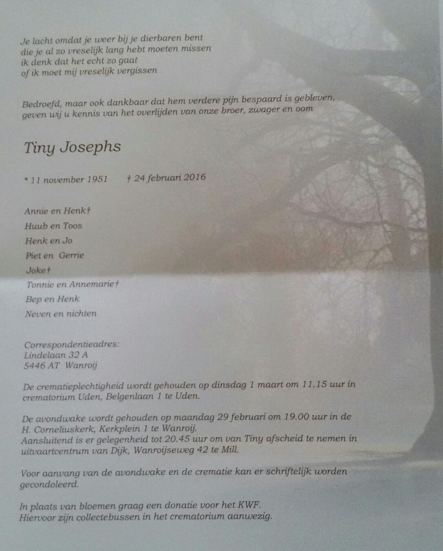 Tineke Josephs