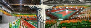 Olympische Spelen handbal dames @ Future arena | Rio de Janeiro | State of Rio de Janeiro | Brazilië