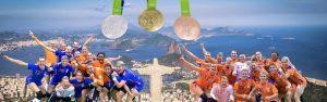 Olympische Spelen handbal dames halve finales @ Future arena | Rio de Janeiro | State of Rio de Janeiro | Brazilië