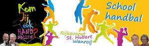Schoolhandbal St. Hubert @ sportzaal de Jachthoorn | Sint Hubert | Noord-Brabant | Nederland