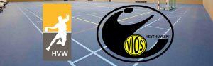 Oefenwedstrijd VIOS HS1 - HVW HS1 @ Heythuysen | Limburg | Nederland