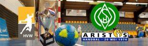 Bekeravond: 2e ronde DS1 en HS1 @ Sporthal de Hoepel   Wanroij   Noord-Brabant   Nederland