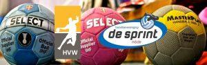 Oefenwedstrijd HVW DS1 - De Sprint DS2 @ Sporthal de Hoepel (binnen)