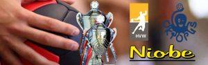 Bekerwedstrijd Niobe DS1 - HVW DS1 @ de schop | Asten | Noord-Brabant | Nederland