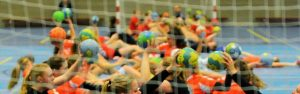 Start training C-jeugd @ Sporthal de Hoepel