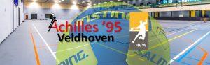 Kwartfinale beker: Achilles'95 HS1 - HVW HS1 @ Sporthal de Atalanta