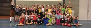 jeugdtraining in CARNAVALSKLEDING @ Sporthal de Hoepel