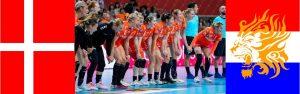 Denemarken - Nederland @ WK