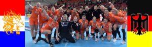 Nederland - Duitsland @ WK