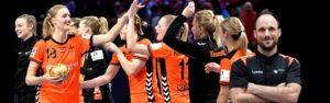 Oefeninterland Oranje dames: Nederland - Zweden @ Maaspoort